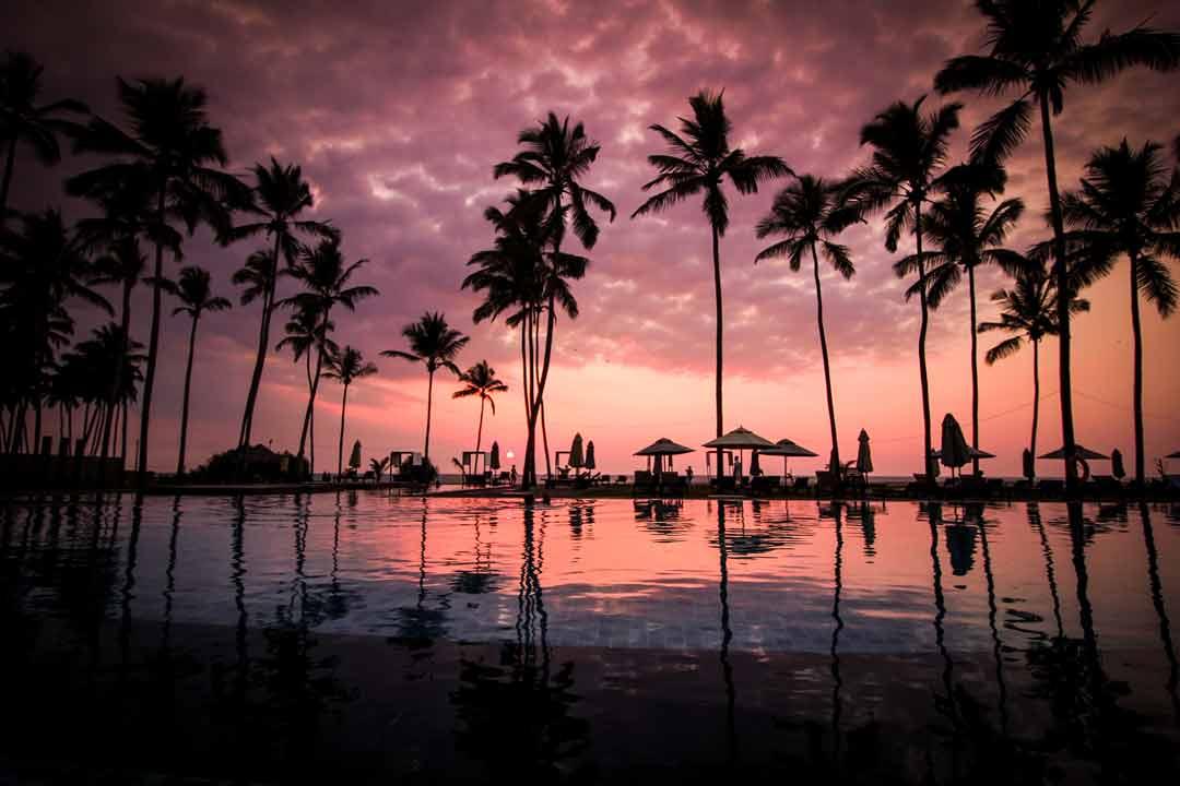 Hồ bơi Resort