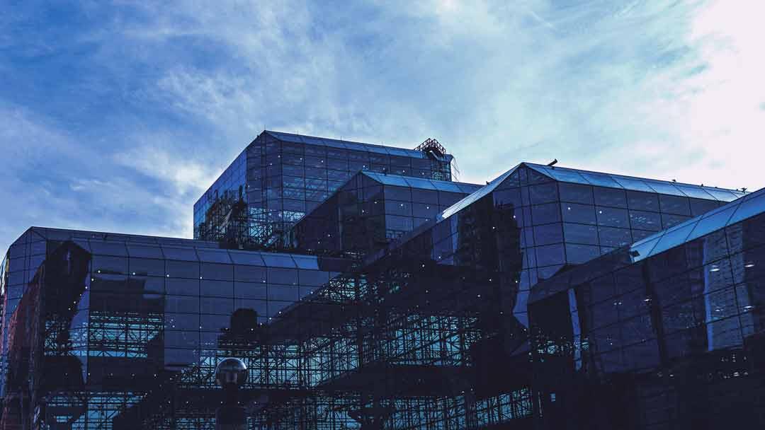 Nhà thép tiền chế trung tâm thương mại